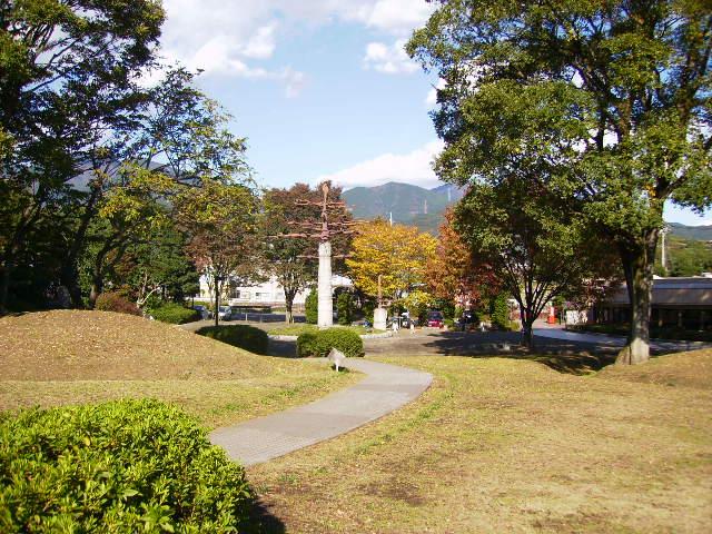 秋の古墳公園27