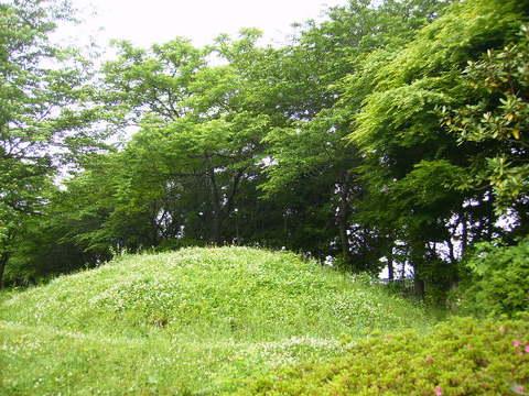 新緑の古墳05.JPG